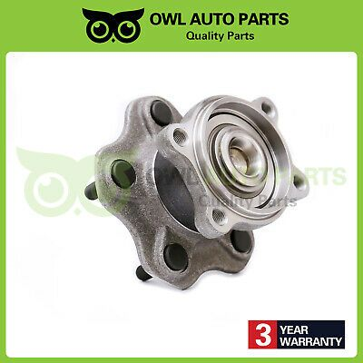 Advertisement Ebay For 2004 2005 2006 Nissan Altima Maxima No Abs Rear Left Right Wheel Hub Bearing In 2020 2006 Nissan Altima Altima Nissan Maxima