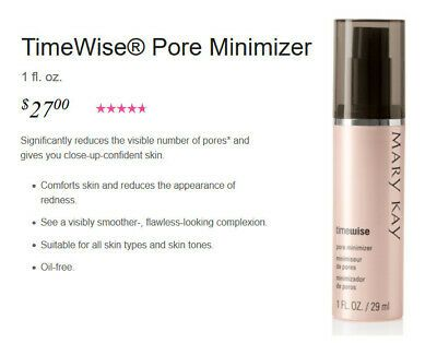 Mary Kay Timewise Pore Minimizer 1 Fl Oz New Ebay Minimize