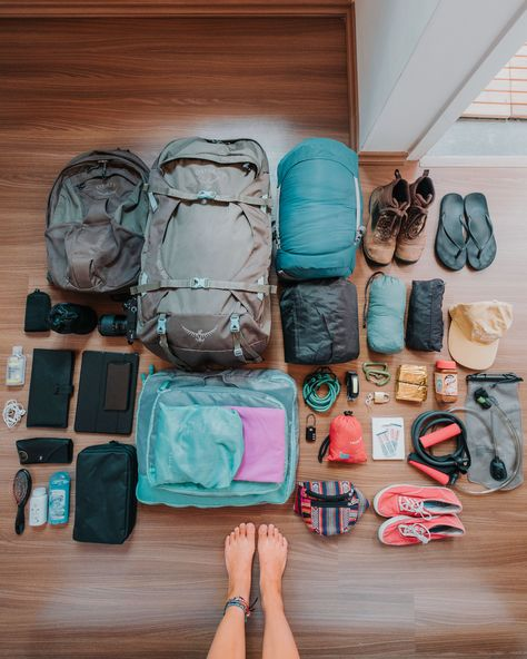 11 Months Backpacking South America – What I Packed – south america destinations Camping And Hiking, Camping Life, Backpacking Tips, Backpacking Pictures, Truck Camping, Ultralight Backpacking, Hiking Gear, Tent Camping, Outdoor Camping