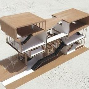 An architectural model is a type of scale model – a physical representation of a structure – built to study aspects of an architectural design or to communicate design ideas.