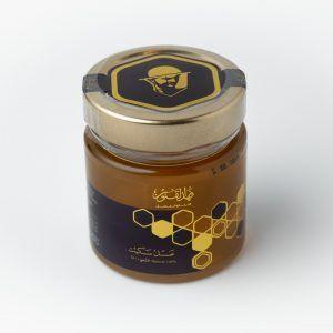 ما هي الفوائد الصحية لعسل طلح حائل Jar Salsa Food
