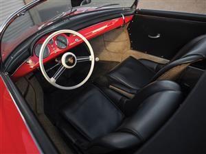 Classic 1955 Porsche 356 1500 Speedster By Reutter For Sale