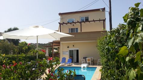 Comfortable Holiday Apartments During Your Stay In Almyrida Crete Greece