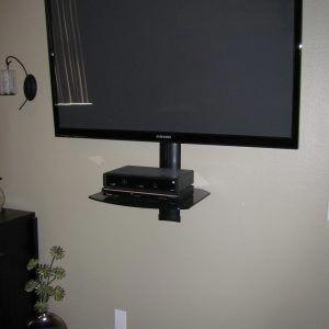 Tv Wall Mounts With Shelf Corner Tvwallmountfeatures Tv Penal