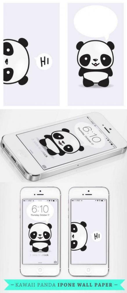 Black White Yo Panda Iphone Wallpaper Phone Background Lock Screen Panda Wallpapers Samsung Wallpaper Cartoon Wallpaper