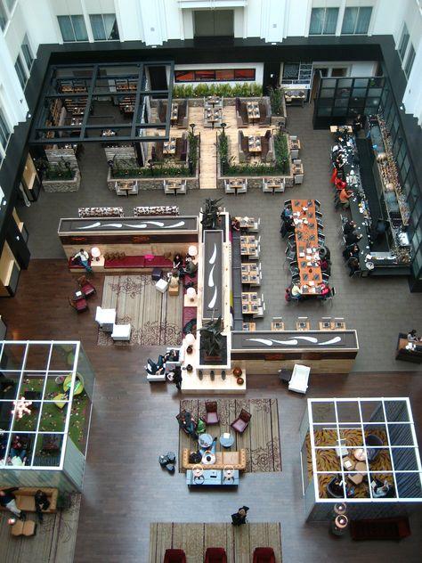 Sure, Portland may be known for its hipster style, but there's also serious elegance to be discovered in the rainy Oregon city. Like The Nines, a boutique hotel that sits inside the landmark Meier & Frank Building. Source: Flickr user Jeremy Keith