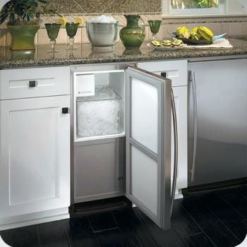 Mesmerizing Small Bar Refrigerator With Ice Maker Home Bar Ice Maker