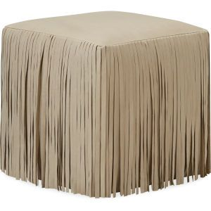 L9067 00c Leather Ottoman At Lee Industries Clint And Alex In