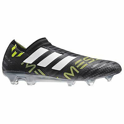 Ad Ebay Link Adidas Nemeziz Messi 17 Plus Firm Ground Football Boots Mens Black Soccer Cleats Nike Football Boots Soccer Boots Soccer Cleats