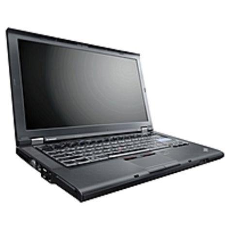 Lenovo ThinkPad T410 2537F86 14.1 LED Notebook - Intel Core i5 (1st Gen) i5-540M Dual-core (2 Core) 2.53 GHz - Black - 4 GB DDR3 SDRAM RAM - 160 GB HDD - DVD-Writer - Intel GMA 5700MHD - Windows 7 Professional 32-bit - 1280 x 800 16:10 Display - Blue