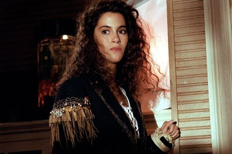 Jami Gertz in The Lost Boys