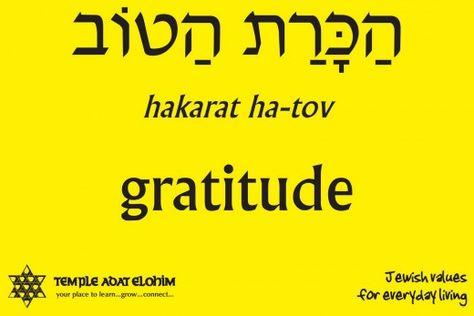 Being Grateful........Always =)