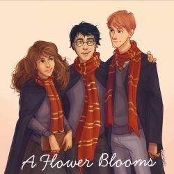 A Flower Blooms Harry Potter Fanfic Harry Potter Personajes De Harry Potter Fanart