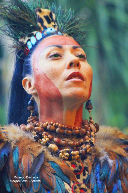 картинка идеал красоты племени майя главное