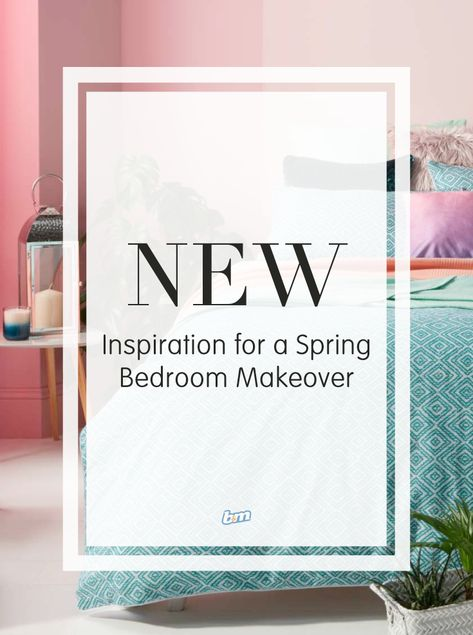 Tremendous New Bm Bedding Inspiration For A Spring Bedroom Makeover Machost Co Dining Chair Design Ideas Machostcouk