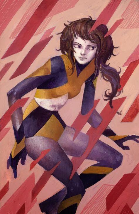 Shadowcat by Laura Bifano