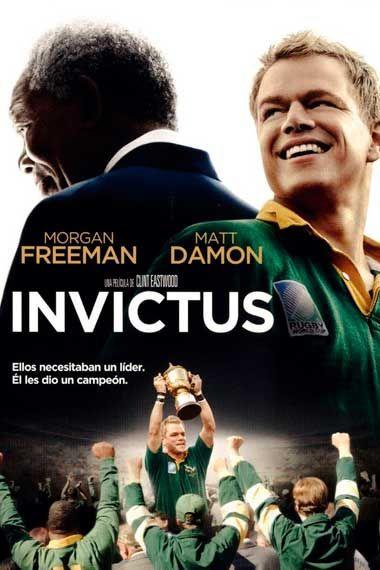 Titulo Original Invictus Año 2009 Audio Disponible Latino Calidad 480p 720p Y 1080p Opción De D Peliculas En Español Películas Completas Peliculas