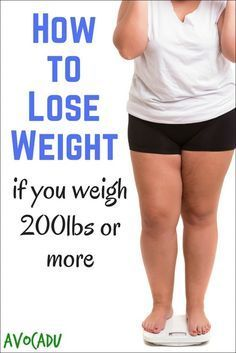 Things at home to help lose weight