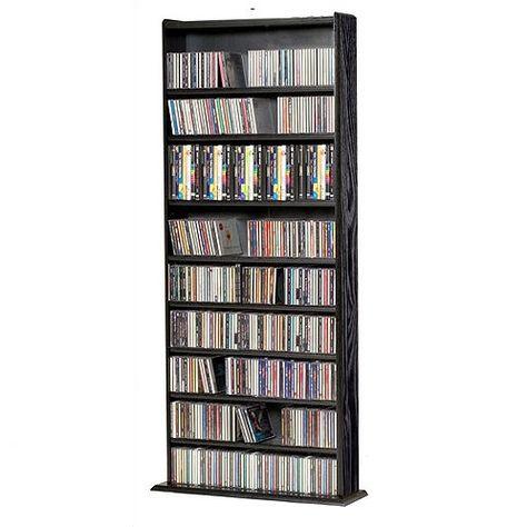 Dvd Storage 227 Holds 600