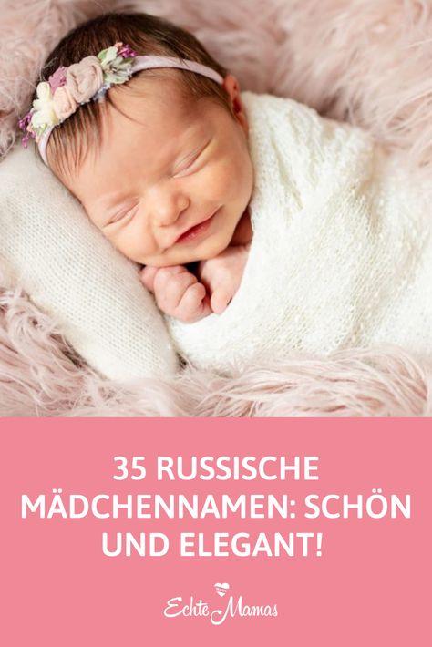 35 russische Mädchennamen: Schön und elegant in 2020 (mit