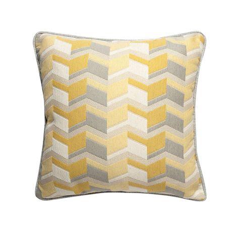 Isha Bedlinen   Bed pillows, Yellow