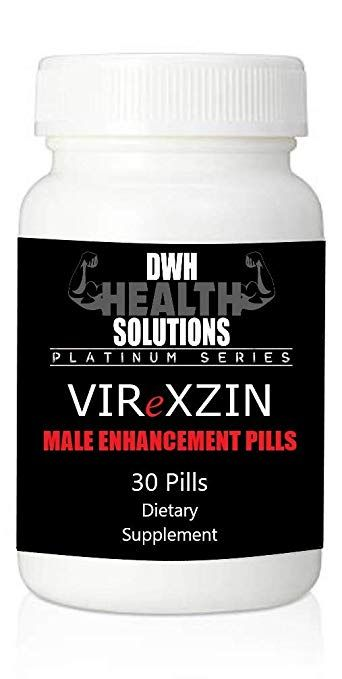 Amazon Com Virexzin The Best Male Enhancement Pills On The Market