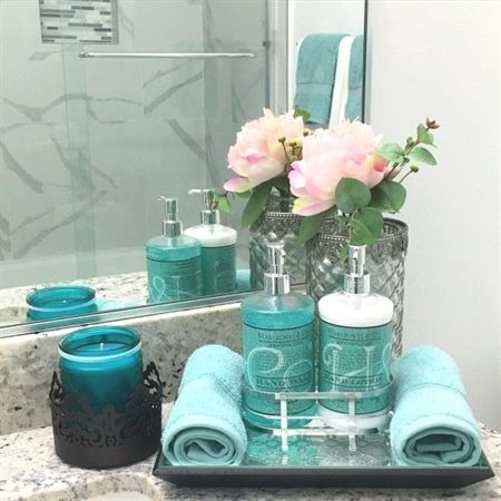27 Gray Bathroom Ideas And Interior Design Tags Bathroom Ideas Gray And Blue Bathroom I Mermaid Bathroom Decor Teal Bathroom Decor Bathroom Decor Apartment