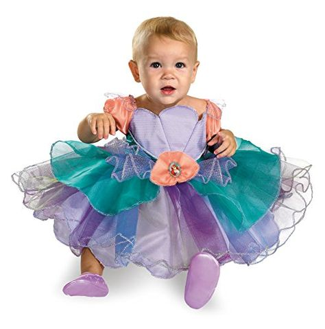 30b81075395f Ariel Infant - Size  12-18 months Costume