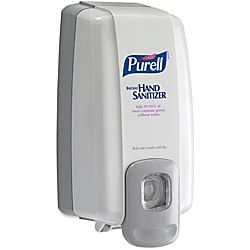 Purell Nxt Hand Sanitizer Dispenser Manual 3 38 Fl Oz