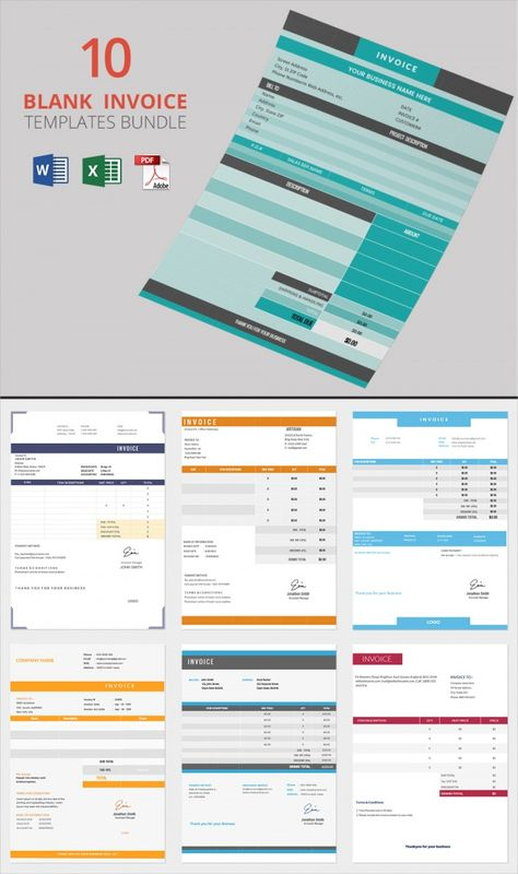 Xero Customised Invoice Xero Customized Templates Pinterest - blank invoice download
