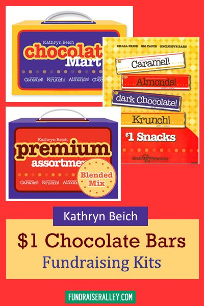 Kathryn Beich Candy Bar Fundraising Kits Fundraising Winter Fundraising Ideas Club Fundraisers