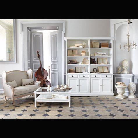 Divanetto 2 posti Manoir, Maison du Monde. | Design per il ...