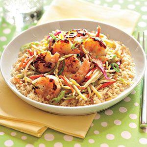diet shrimp recipe - AllYou.com