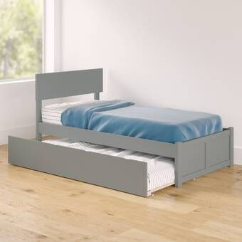Bel Mondo Twin Futon Bunk Bed With Table And Trundle Twin Platform Bed Trundle Bed Twin Platform Bed Frame