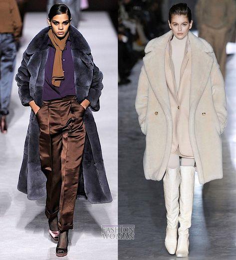 мода осень зима 2019 2019 основные