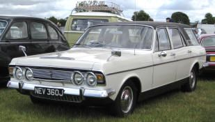 1966 1972 Ford Zodiac Mk Iv Estate Classic Uk Ford Cars Hard