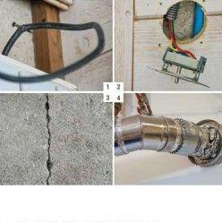 Travaux Mal Realises Comment Obtenir Reparation Mur En Pierre Interieur Plancher Beton Chape Beton