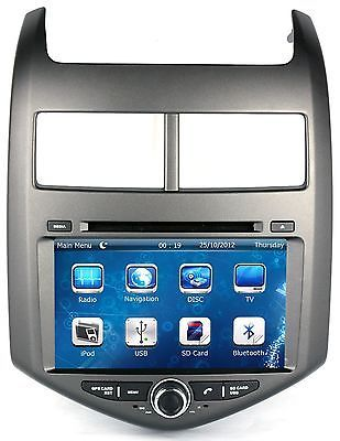 410 00 8 In Dash 2 Din Car Stereo Radio Dvd Player Gps