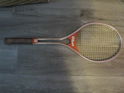 Wilson Jimmy Connors Rally Tennis Racket L 4 Metal In 2020