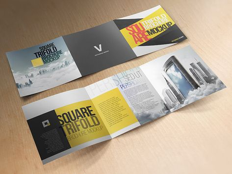 gate fold brochure design Graphics Pinterest Brochures - gate fold brochure mockup