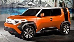 The 2019 Toyota Fj Cruiser Redesign Toyota Fj Cruiser Fj Cruiser Best Luxury Sports Car