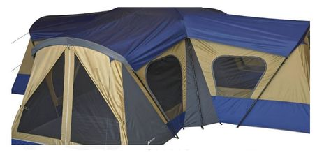 ozark trail base camp 14 person cabin tent replacement parts