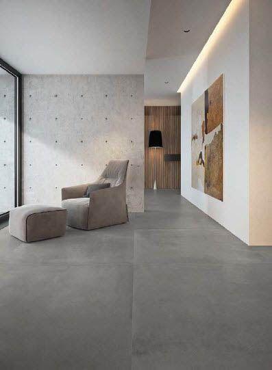 floor tile design concrete interiors