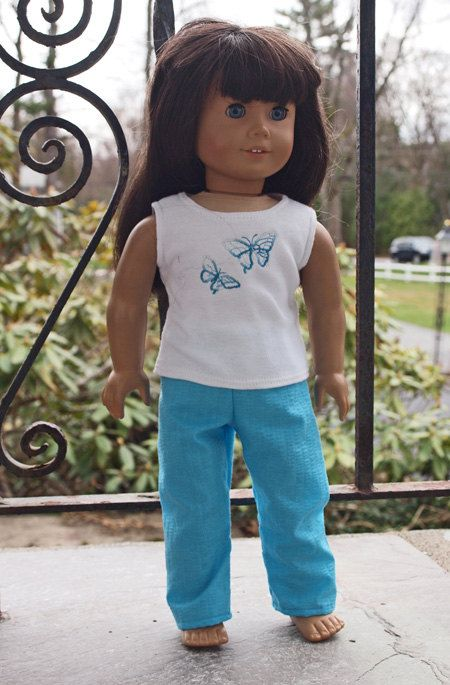 Handmade Doll Socks Clothes for 18 inch American Dolls Kids FAST F1B5