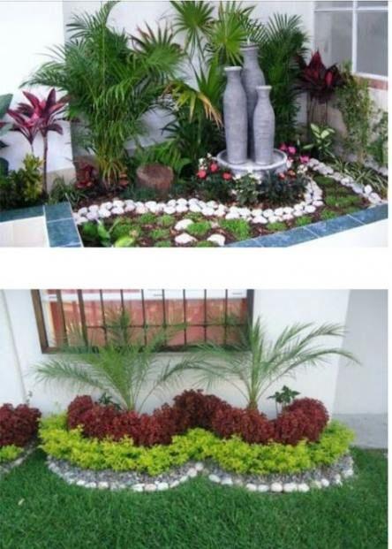 New Garden Bench Patio Tuin Ideas Garden Front Yard Garden