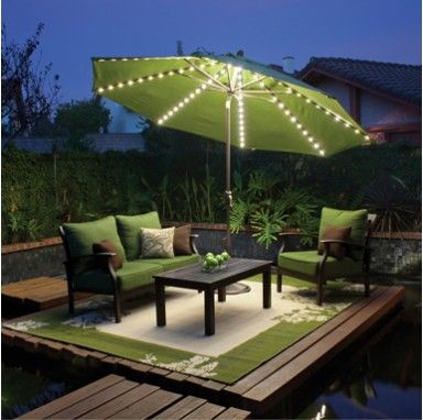 Beautiful Mount A Cantilever Umbrella Outside The Deck Rail To Save Valuable Deck  Space | {Home} Outdoors | Pinterest | Cantilever Umbrella, Decking And  Spaces
