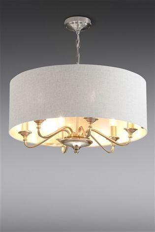 Burford 6 Light Chandelier | Kitchen ceiling lights