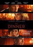 The Dinner [DVD] [2017]
