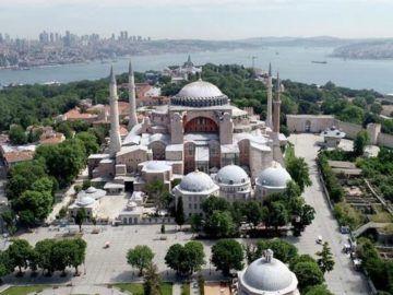 Dunden Bugune Kabe Old Laik Days 2020 Hagia Sophia Camiler Resimler
