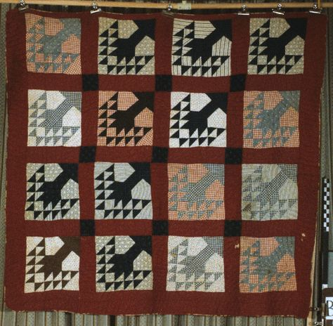 Tree Of Life Quilted By Johnston Veline Cox Date C 1930